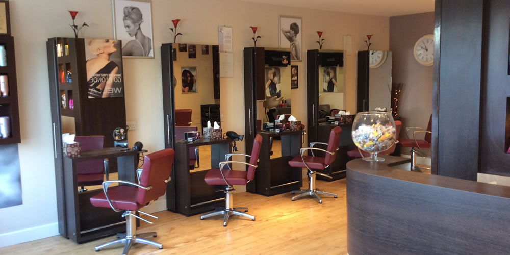 hairdressing in chandlers ford