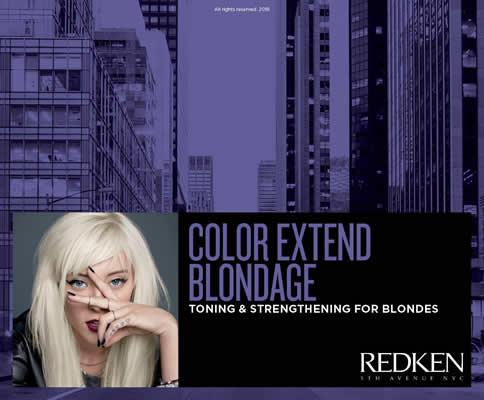 Colour Extend Blondage